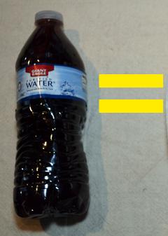 ALLOW IMAGE - Bottle of Jungle Juice